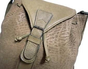Fiber Street VINTAGE! rare color vintage leather bag