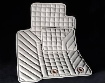 Car Floor Mats from eco-leather