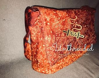 Messenger Bag 15x17