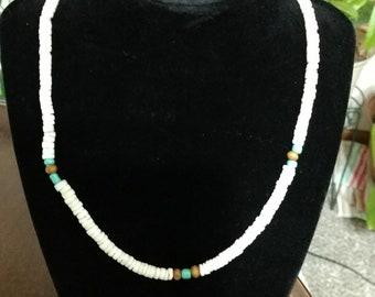 Surfer necklace