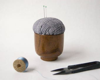 One of a Kind Sake Cup Pincushion 3, Sewing Notion