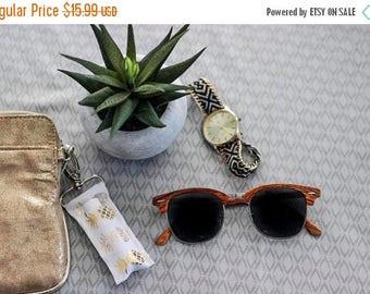 ON SALE LippyClip™ Lip Balm Holder for Chapstick, Burt's Bees, etc. |  Gold Pineapples