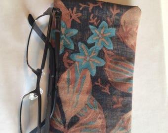 Fabric Eyeglass Case