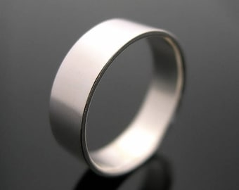 ON SALE TODAY Silver Ring, Plain Ring, Sterling Silver Ring