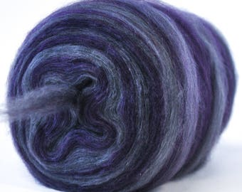 INTRODUCING LOOP LUX!  25% Cashmere!  25 Tussah Silk 50 Merino - Bullseye Bump - (4.7 oz. center-pull bump)