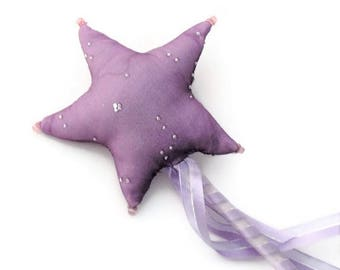 Fairy Godmother Wee Wand - Playful Purple