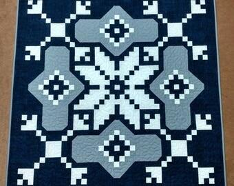 Nordic Sweater Quilt