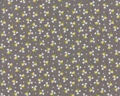 Pepper and Flax - Tulip in Pepper Gray: sku 29043-13 cotton quilting fabric by Corey Yoder for Moda Fabrics