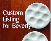 Custom Paint Palette for Beverly