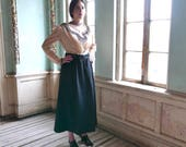 Edwardian Art Deco Skirt