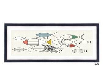 Minimalist Fish