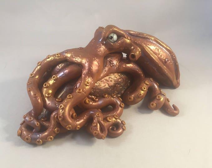 Bob 2.0 Super Size Octopus Sculpture