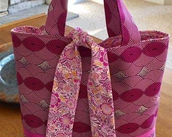 Lilly Blossom Bag