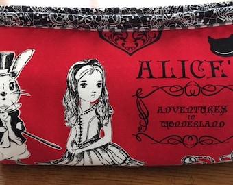 Alice in Wonderland, crafting gear bag