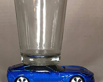 The ORIGINAL Hot Shot Shot Glass, '14 Chevy Corvette Stingray, Hot Wheel