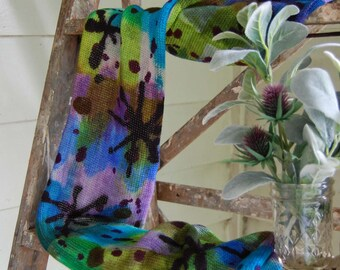 Sparkle sock Blank - Black Star