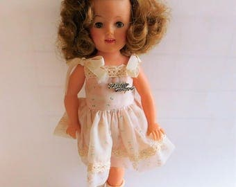 VINTAGE Shirley Temple DOLL Ideal ST-12