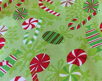 Christmas Fabrics Many to choose from COTTON