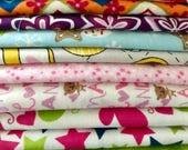 Flannel Fabric Lot
