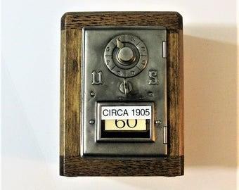 Post Office Box 1905 Door Bank Safe