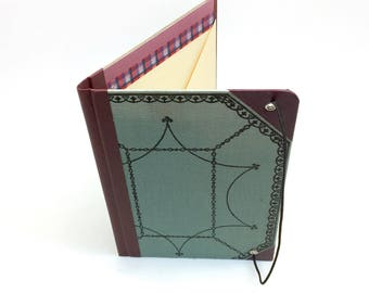 Refillable Journal Cover - Vintage Book Covers
