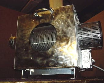 "javaPRO-CRC ULTRA 2 lb. Capacity Electric ""Rapid-Response"" Coffee Roaster Machine"