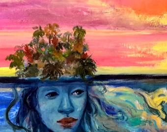 Island Girl / Imoja.