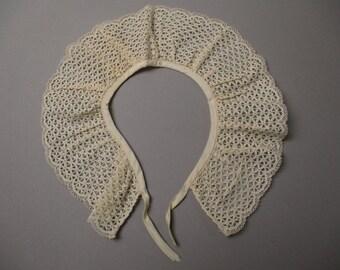 Antique Lace Collar 1920s