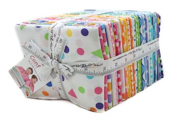 Confetti (22320AB) by Me & My Sister - Fat Quarter Bundle (40 FQ's)