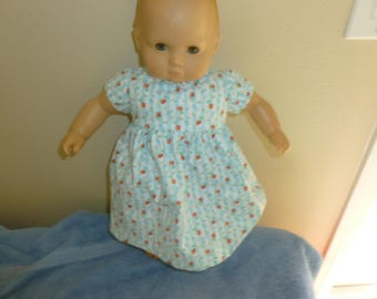 Bitty Baby Dress with Matching Panties