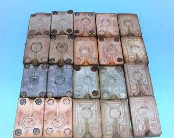 Antique Vintage Jewelry Mold Molds Jewelry Castings