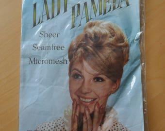 Vintage Lady Pamela stockings