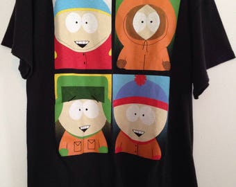 South Park character's T-shirt unisex man or woman
