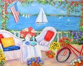 Bay Sailing Afernoon