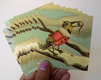 Lucky Lark - Sticker Pack of 10