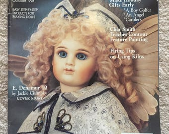 Doll Crafter magazine; October 1998 issue