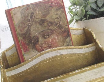 Vintage Book * Victorian * Shabby Cottage * Antique