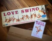 1997 TLC Love Swing! - MIP Never Used with all Instructions for Installation as well as Position Suggestions - For Mature Audiences Only