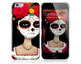 10% Off - Summer SALE Phone Case - Catrina - iPhone 4 - 4S iPhone 5 - Samsung Galaxy