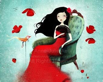 50% Off - Summer SALE Flamenco Dream - open edition print