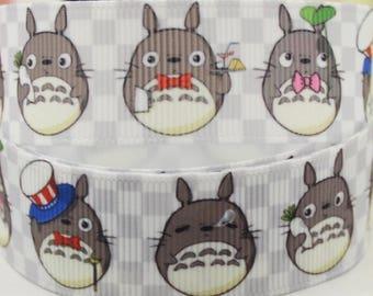 My Neighbour Totoro ribbon - 1 yard