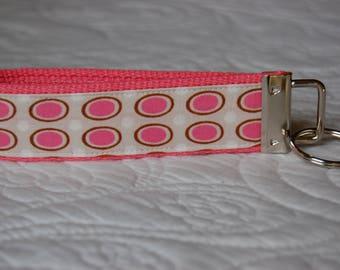 Handmade Key Fob/Wristlet—Free Shipping!