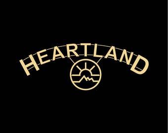 HEARTLAND RANCH t-shirt Amber Marshall Graham Wardle