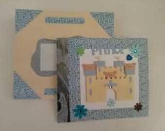 3D Dimentional Baby Designer Card