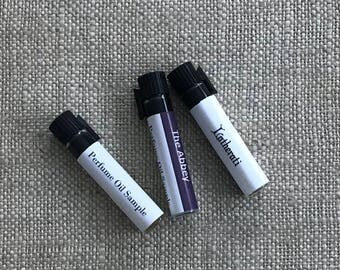 Choose 3 Perfume Samples