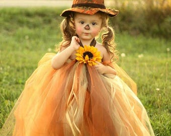 20% off storewide sale Sassy Little Scarecrow Tutu Dress Only-Hat is Discontinued