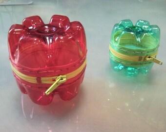 Coin purse / box / case