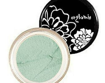 Mint Concealer, Green Color Corrector, INSTANT CLARITY, Neutralizes Redness, For Blemishes, For Rosacea, Mint Green Cream, Color Corrector