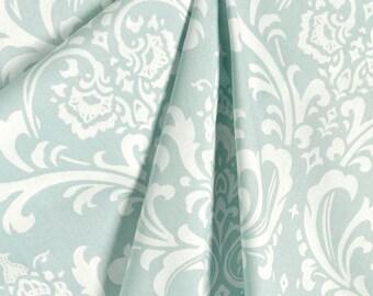 Light Blue Napkins Floral Powder Blue Cloth Napkin Set Wedding Floral Table Centerpiece Linens Shower Reception Decor Table Setting Linens