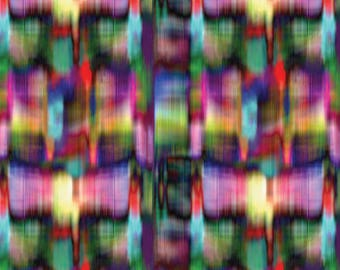 Red Rooster - Architeconics - Color Blast - Digital Print - Multi - Fabric by the Yard 26626-MUL1